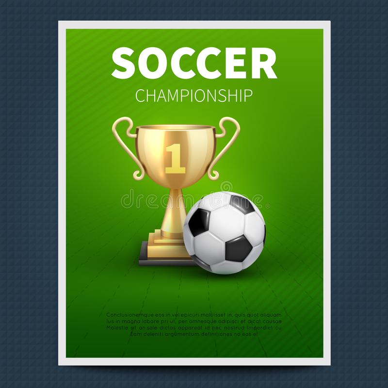 Soccer Tournament Poster Template Zrom