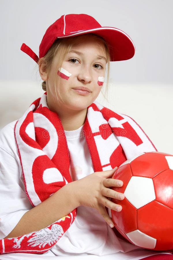Download Soccer Fan Royalty Free Stock Photo - Image: 22492205