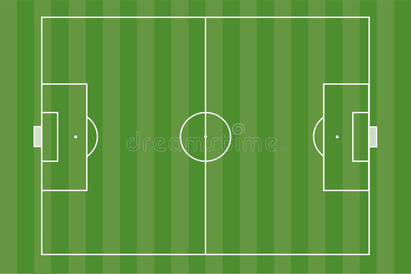 Download Soccer Field Stock Photography - Image: 14714072