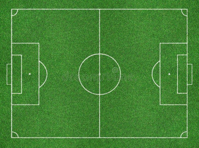 Soccer field stock photos