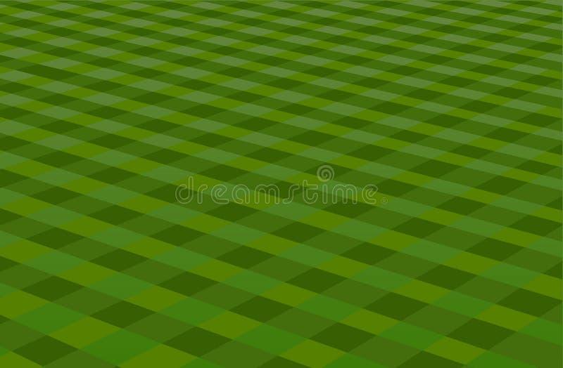 Soccer field background vector royalty free illustration
