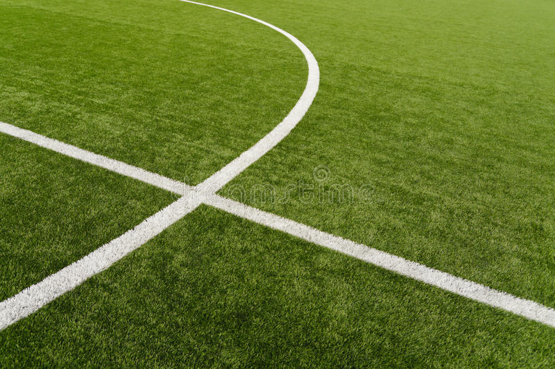 Download Soccer field stock image. Image of lawn, kick, ground - 30455545