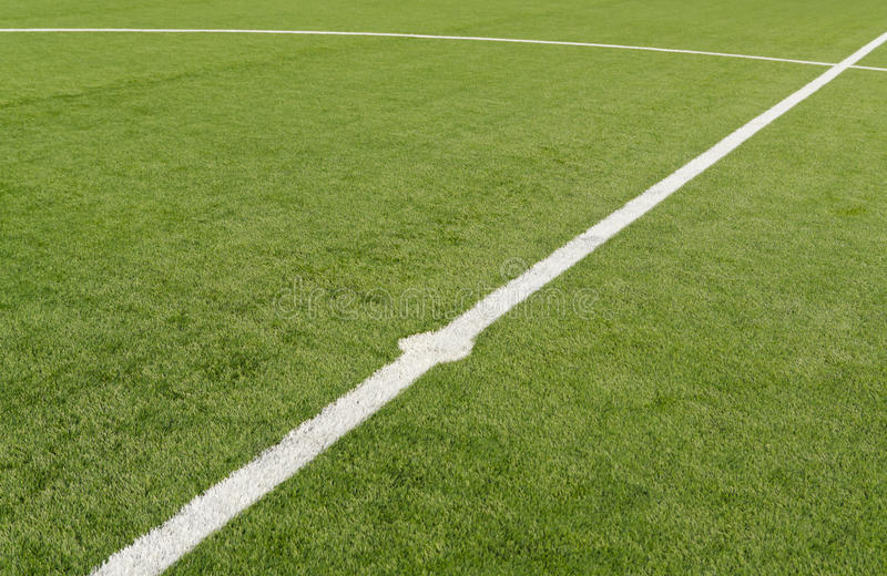 Download Soccer field stock image. Image of football, line, play - 30455615