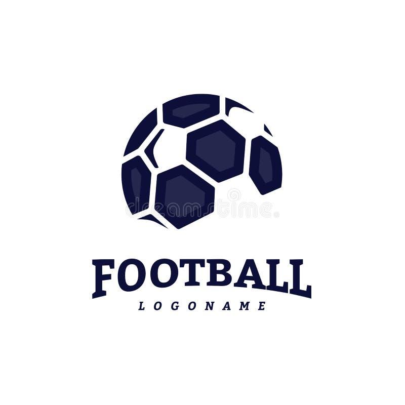 Soccer Football Badge Logo Design Templates. Sport Team Identity Vector Illustration.  vector illustration