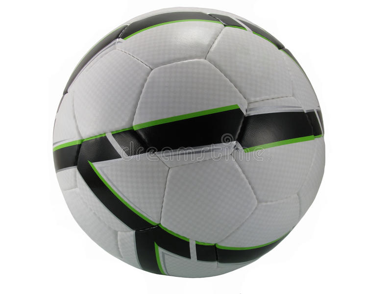 Soccer (football) ball royalty free stock photography