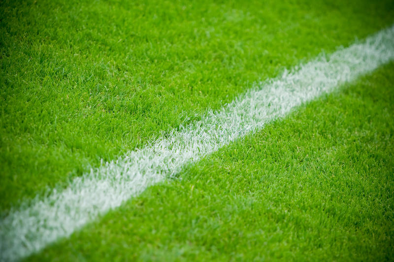 Soccer or football theme royalty free stock photography