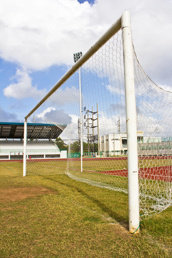 Download Soccer goal stock photo. Image of goalie, plastic, playful - 34310956