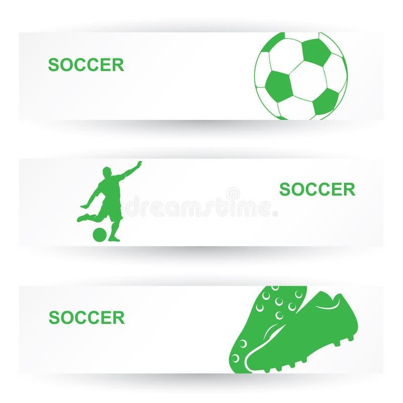 Free Soccer Headers Stock Image - 28089401