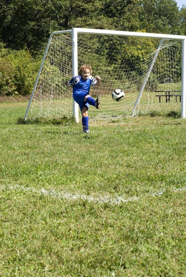 Download Soccer Kick Stock Photography - Image: 12362632