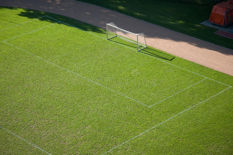 Download Soccer Pitch stock image. Image of view, pitch, penalty - 28828409