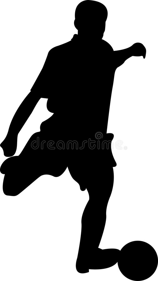 Free Soccer Player Royalty Free Stock Images - 5343609
