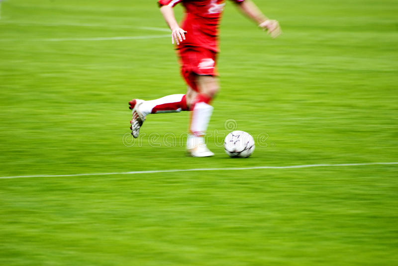 Download Soccer player stock photo. Image of legs, active, speed - 9486106