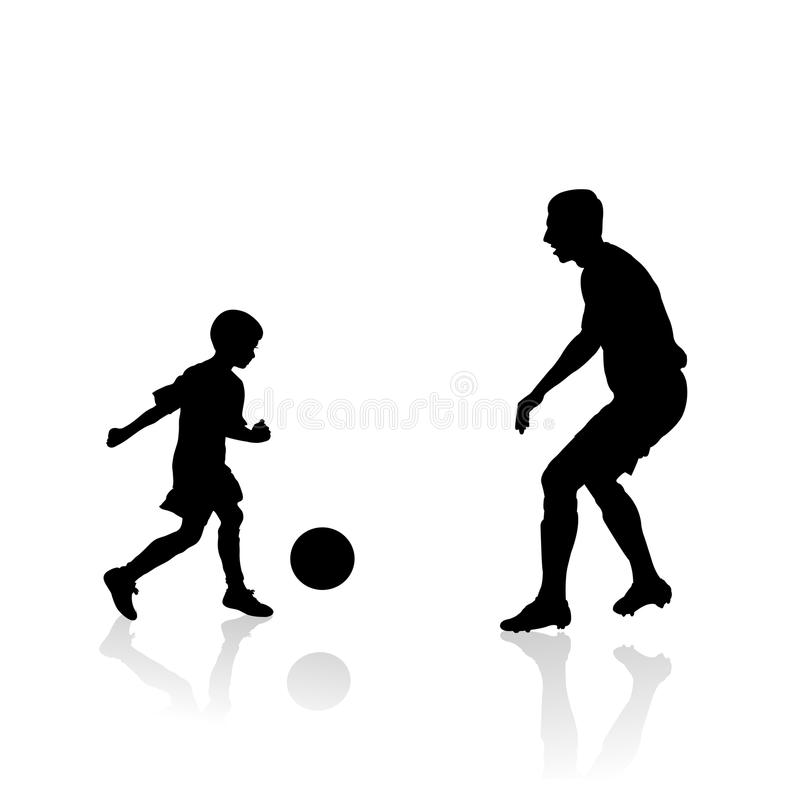 Free Soccer Players Royalty Free Stock Photography - 19798467