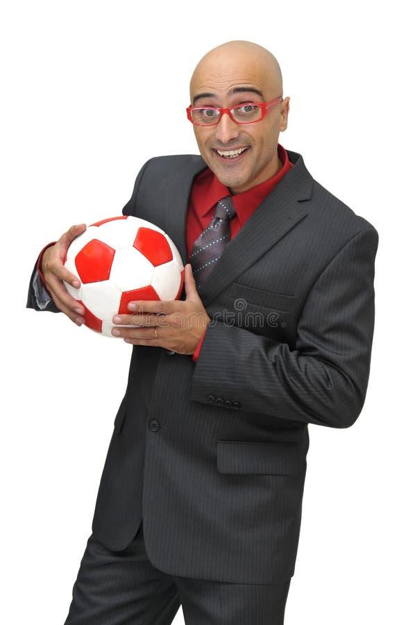 Download Soccer power stock image. Image of businessman, elegant - 13464483