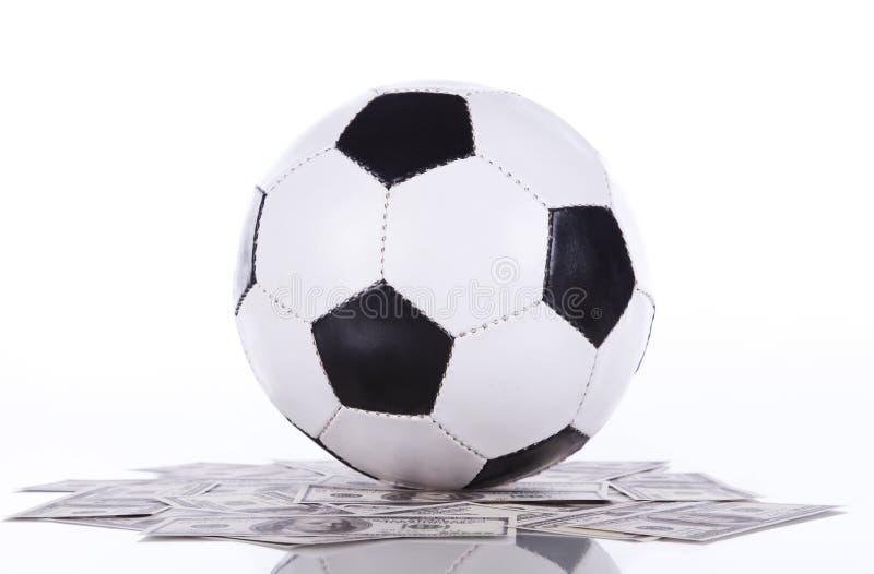 Soccer a rich sport royalty free stock photos