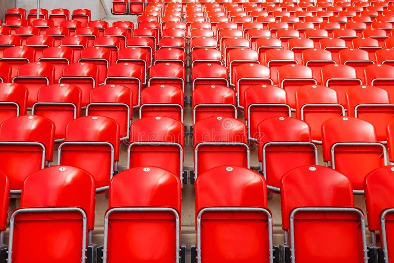 Soccer stadium stock photography