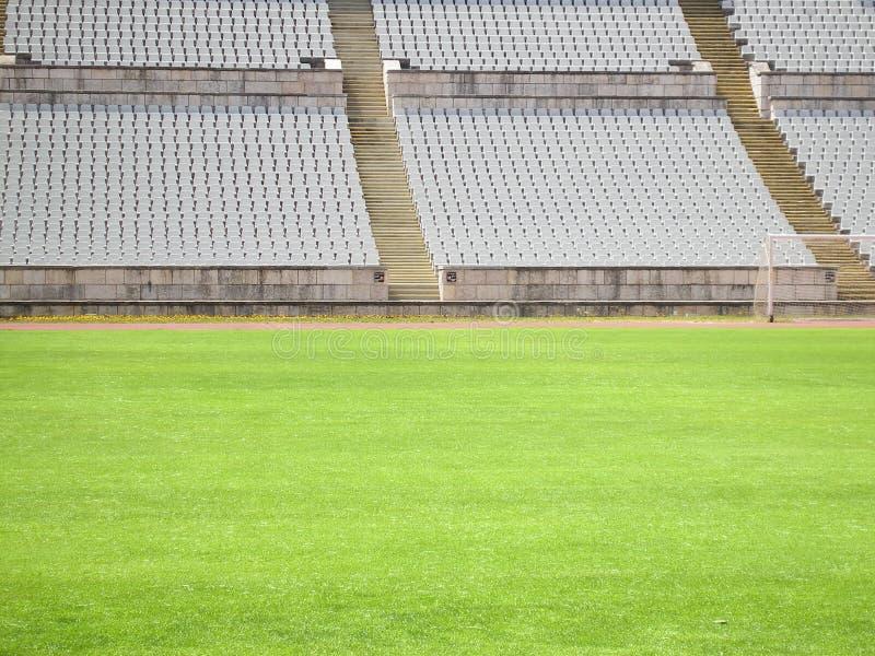 Soccer Stadium royalty free stock photo