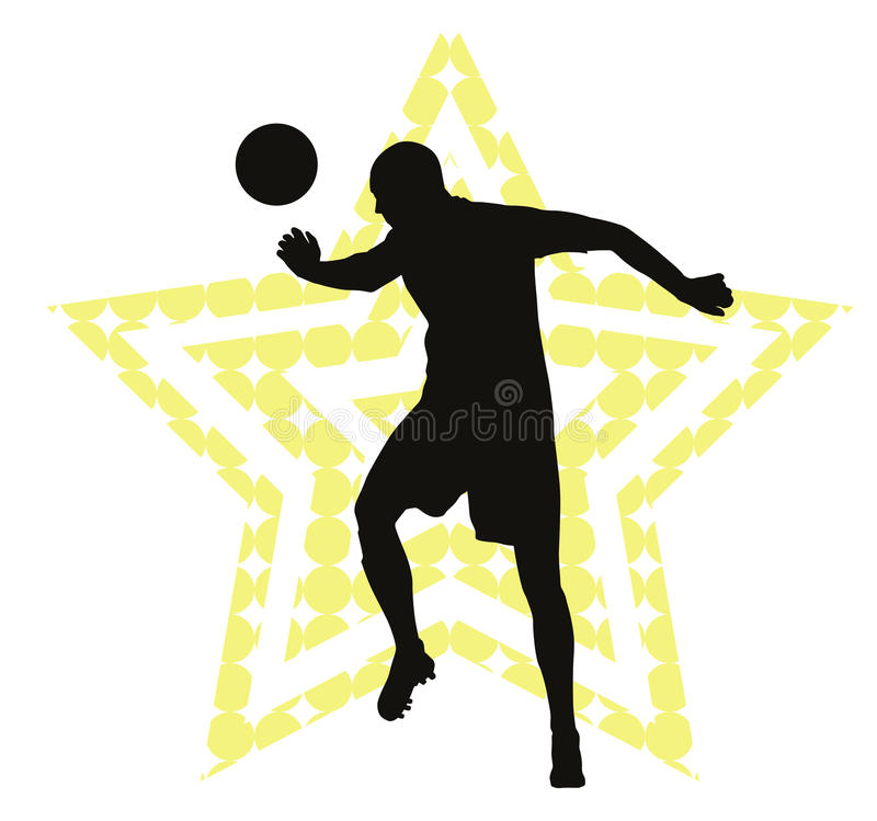 Free Soccer Star Concept Royalty Free Stock Image - 42070096