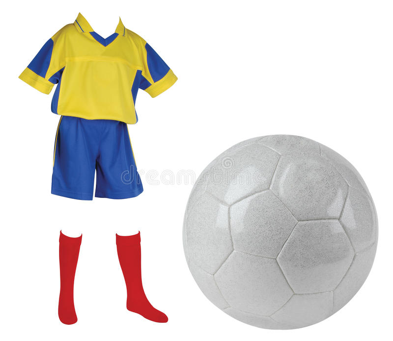 Download Soccer T-Shirt. Isolated stock photo. Image of america - 14857098