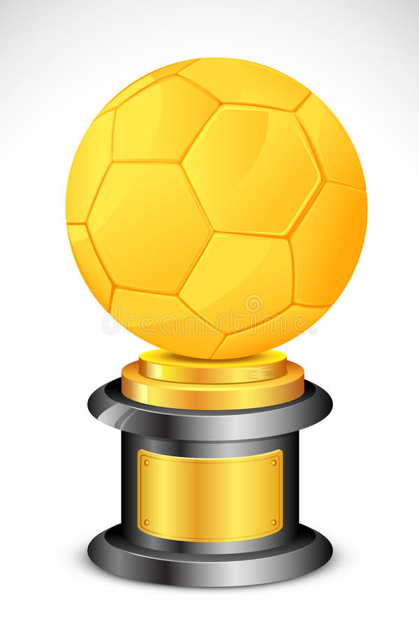 Download Soccer Trophy Stock Photo - Image: 24178180