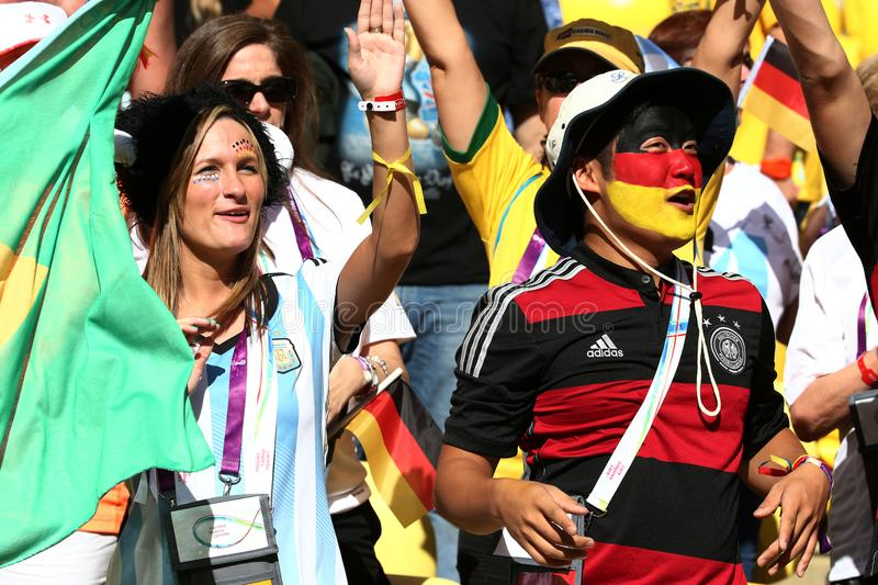 Soccer world cup stock images