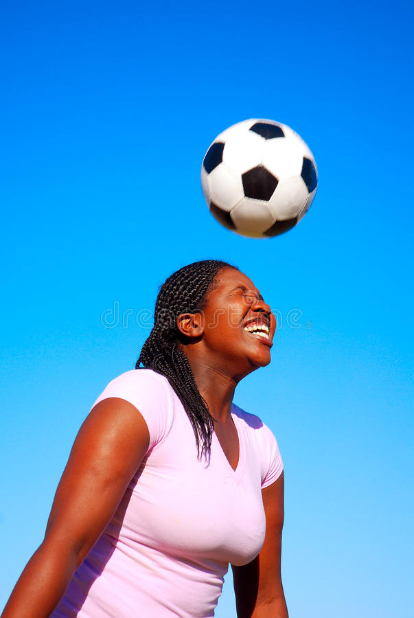 Soccer world cup South Africa royalty free stock images