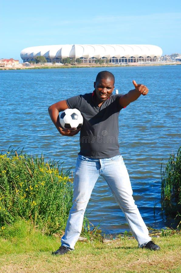 Download Africa Soccer Fan Stock Image - Image: 14446701