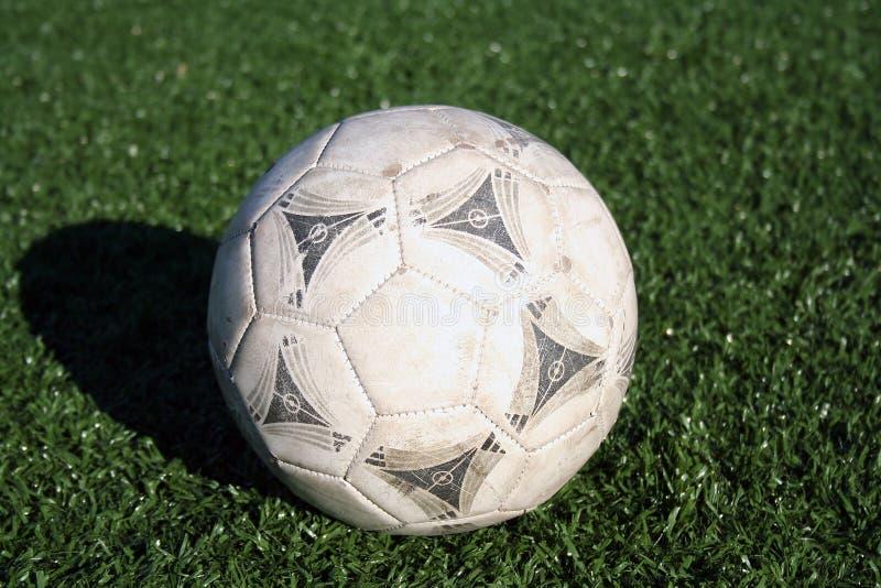 soccerball arkivbild