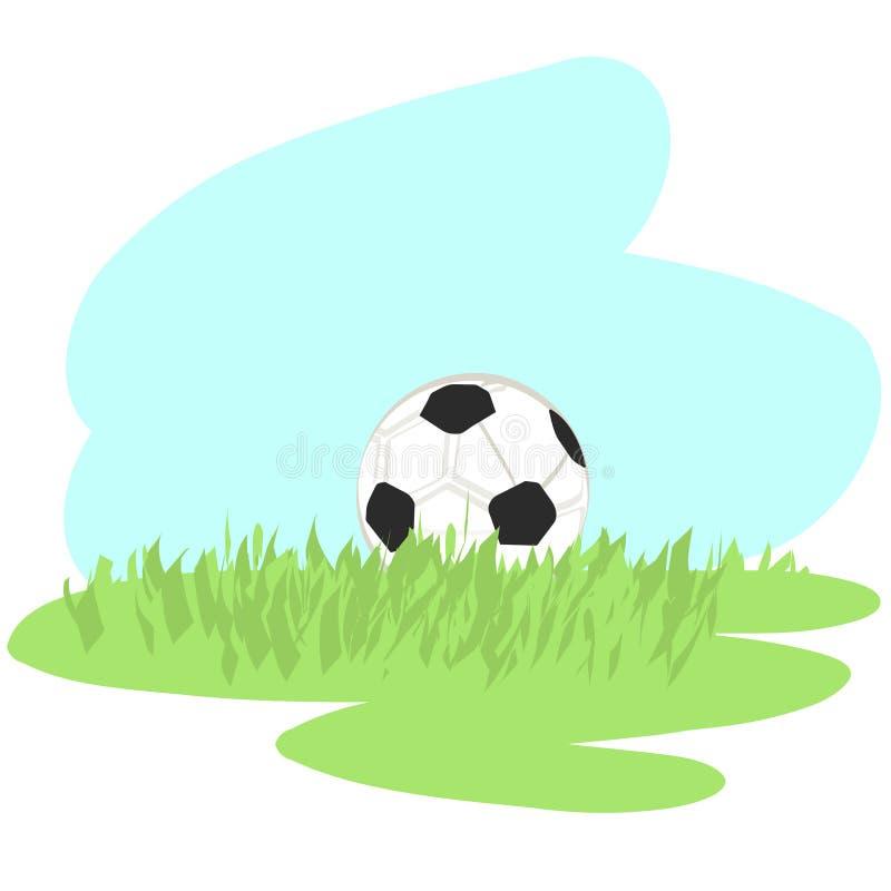 Soccerball + fichier de vecteur illustration de vecteur