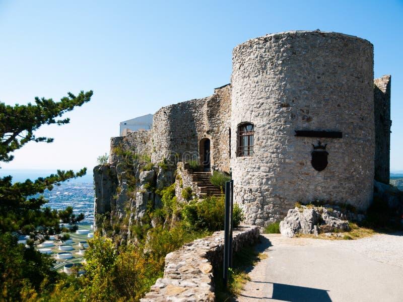 Socerb slott royaltyfri fotografi
