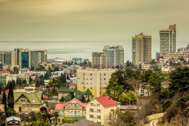 Sochi lizenzfreie stockfotografie