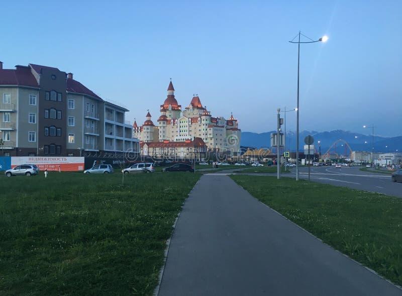 Sochi fotografia de stock royalty free