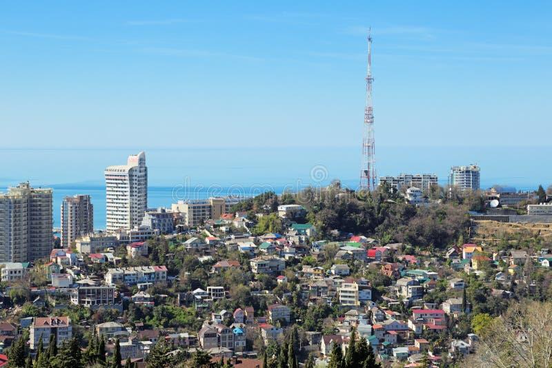Sochi moderna fotos de archivo libres de regalías