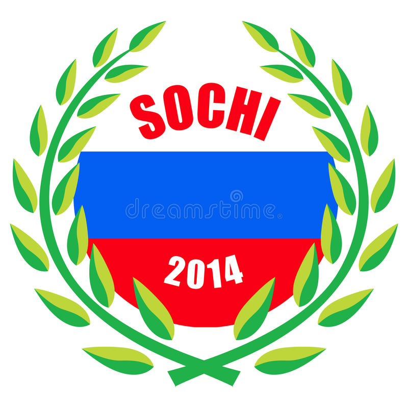 Free Sochi Winter Olympic Games 2014 Royalty Free Stock Photography - 31372547