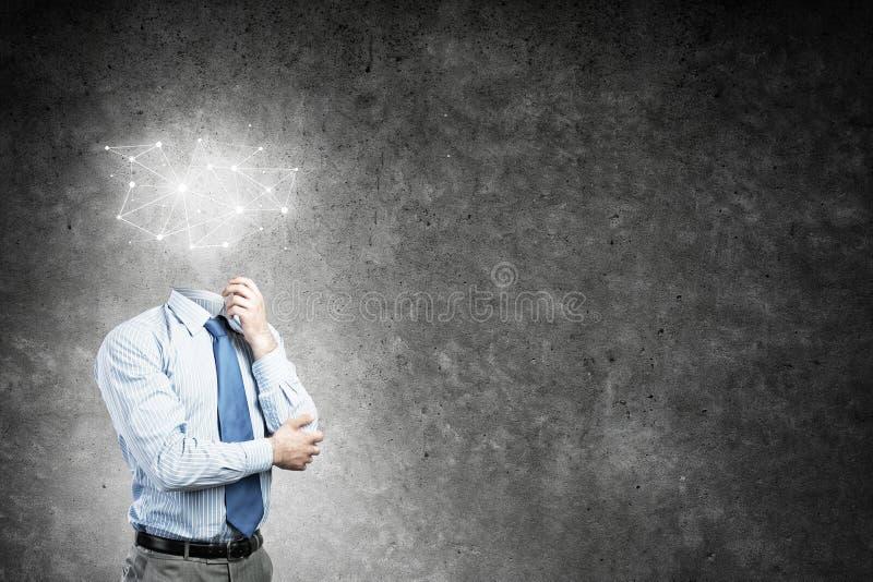 Sociaal netwerk als bedrijfsconcept royalty-vrije stock afbeeldingen
