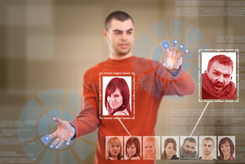 Download Sociaal netwerkconcept stock afbeelding. Afbeelding bestaande uit digitaal - 23831839