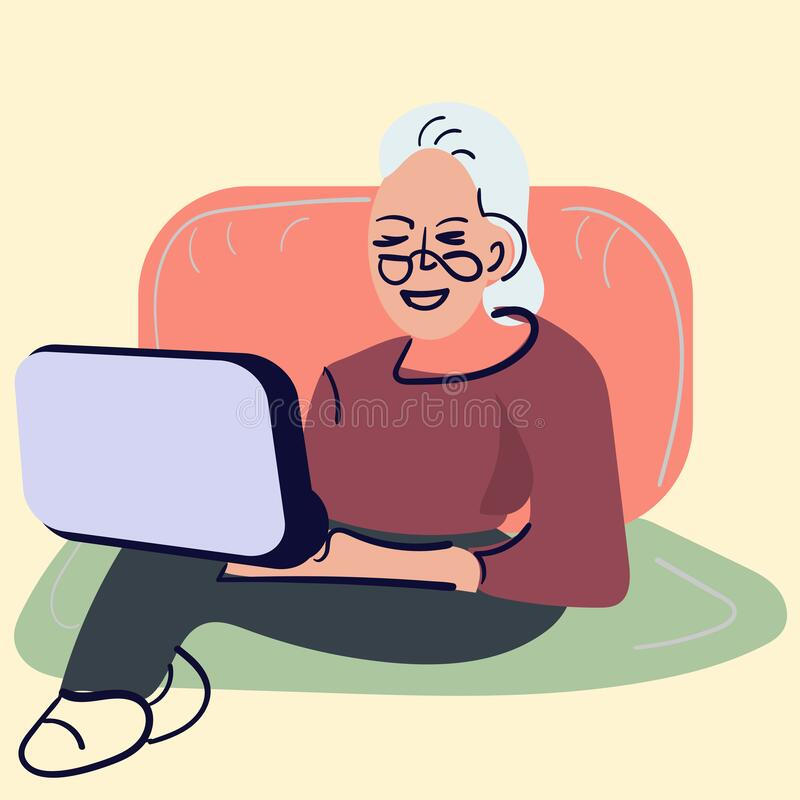 People Using Computer Stock Illustrations 22 999 People Using Computer Stock Illustrations Vectors Clipart Dreamstime