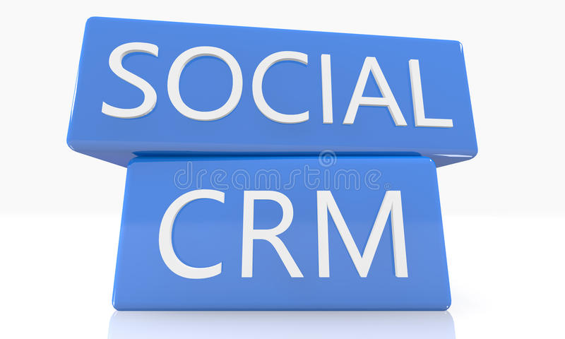 Social Crm Stock Photo Image Of Financial Relationship 47635554