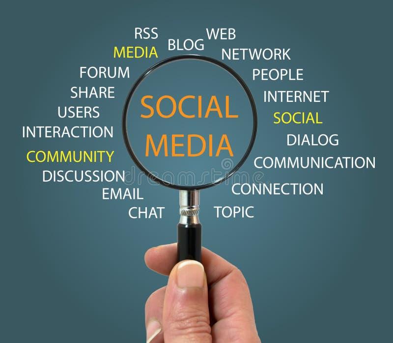 Download Social media stock image. Image of display, media, female - 26738967