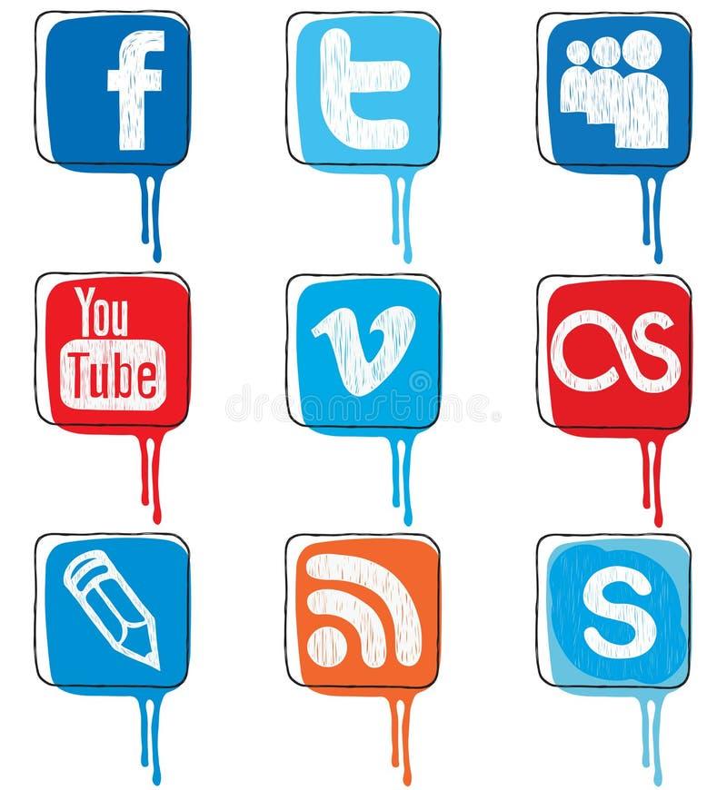 Download Social Media Concept editorial photo. Image of myspace - 26098091