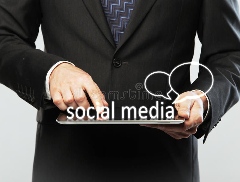Download Social Media Concept Stock Images - Image: 26979324