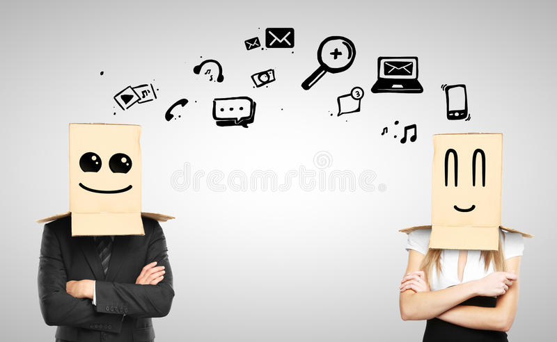 Download Social Media Concept Royalty Free Stock Photo - Image: 28316055