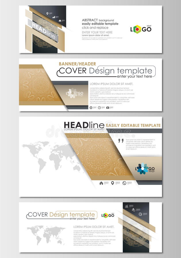 Social media and email headers set modern banner templates cover download social media and email headers set modern banner templates cover design template altavistaventures Image collections
