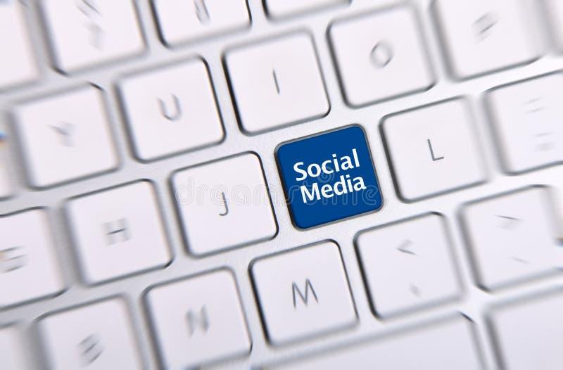 Download Social Media Key stock image. Image of friend, communication - 34092345
