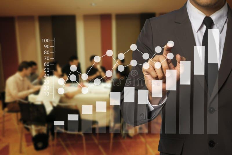 Social media and Marketing virtual icons royalty free stock image