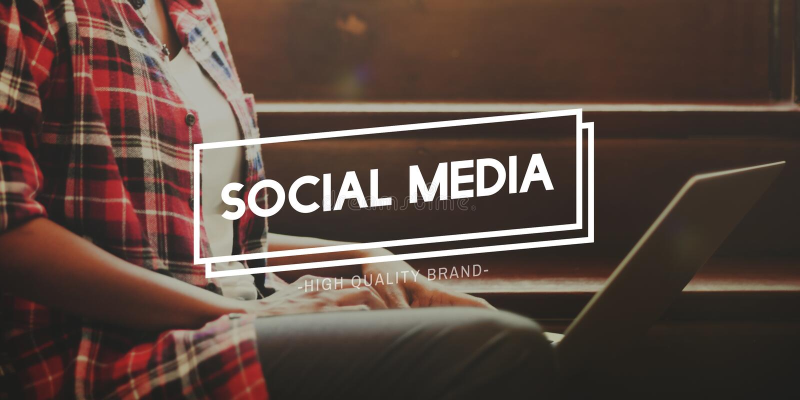Download Social Media Network Web Online Internet Concept Stock Photo - Image of banner, blogging: 69201800