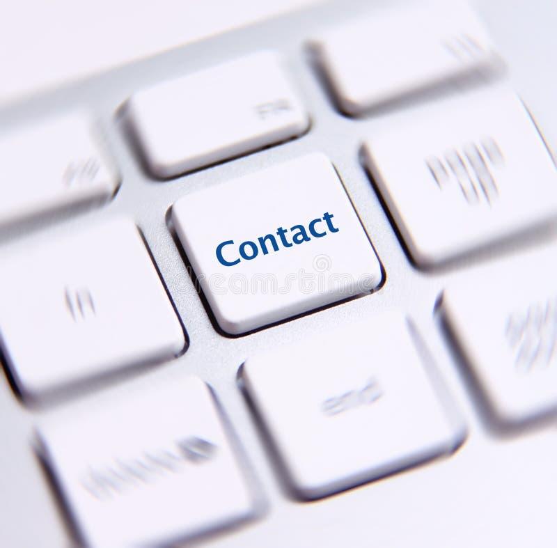 Social Media-Schlüssel lizenzfreie stockfotos