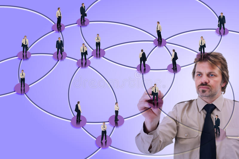 Download Social Media Used For Business Purposes Stock Photo - Image: 24139446