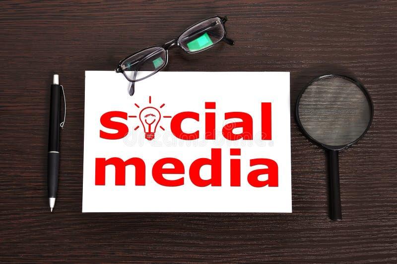 Download Social media stock photo. Image of marketing, table, social - 32276150