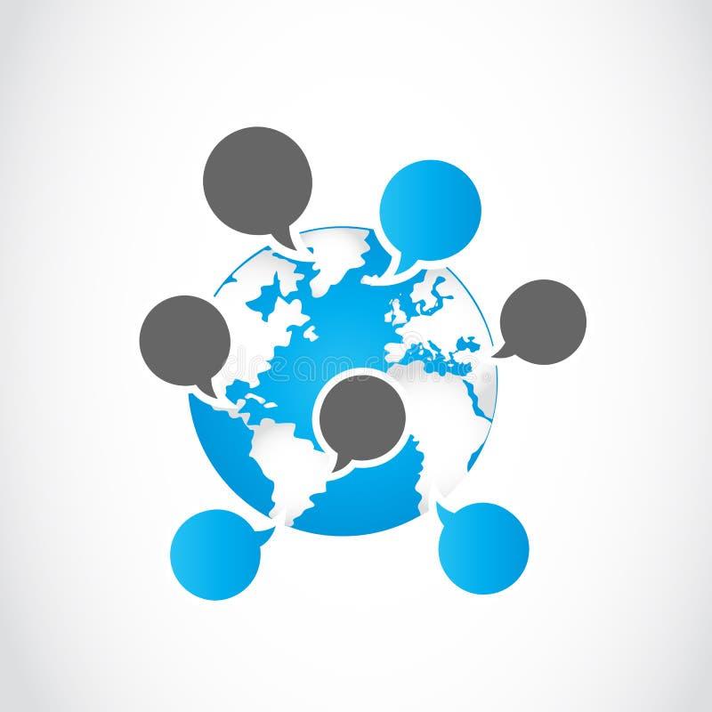 Download Social media world stock vector. Image of information - 28791986